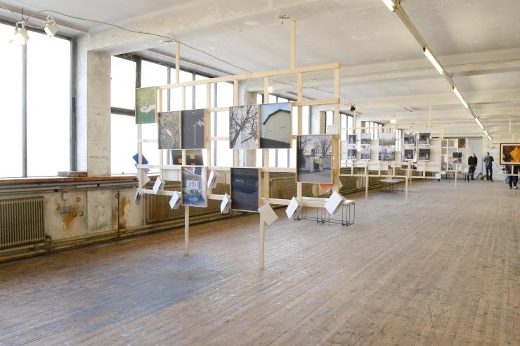 Ausstellungsansicht OFF Grid